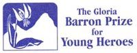 Gloria Barron Prize for Young Heroes