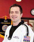 Samuel D. Lider of US World Class Taekwondo